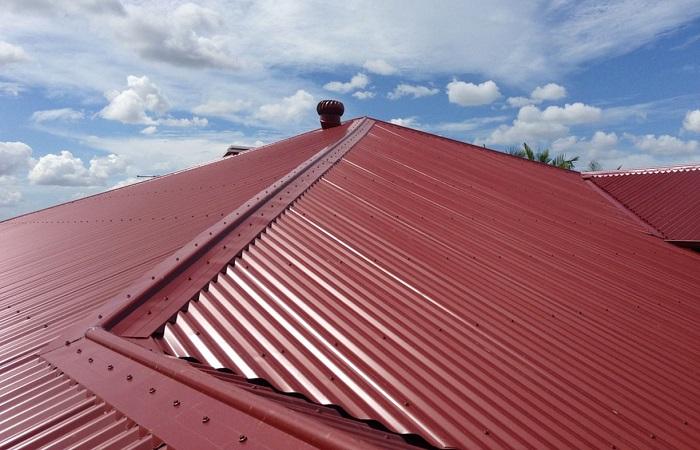 Crimp Roofing Sheets