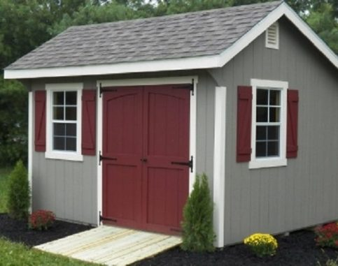 Roofing Shed Work